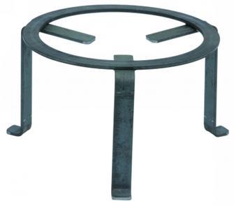 Runder Kamin-Dreibeinständer 30cm