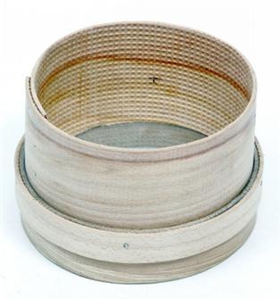 30 cm Sieb für weißes Mehl T65