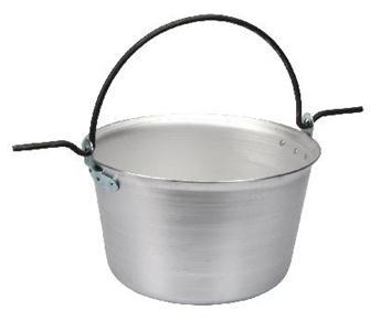 Aluminiumkessel 90 Liter