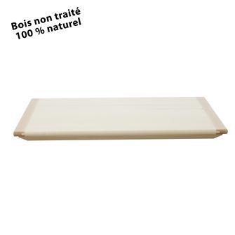 Backbrett, Maße 80 x 58 cm