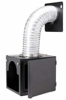 Zubehör für die Kalträucherung im elektrischen Räucherofen