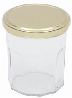 Marmeladengläser 370 g., 16 Stück