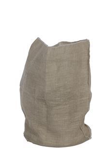 Durchseihbeutel aus Leinen für Presse, Durchm. 25 cm
