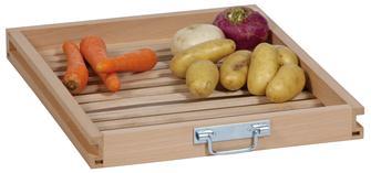 Schublade aus Buche, für Obst und Gemüse
