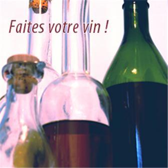 Stellen Sie Ihren eigenen Wein her!