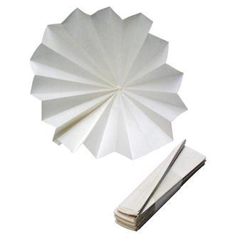 Papierfaltenfilter