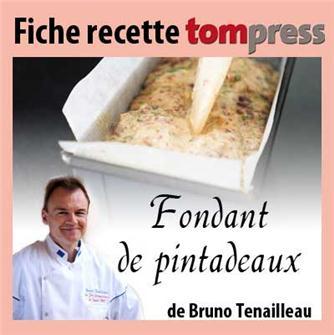 Rezept für Brät vom jungen Perlhuhn mit Kräutern und Gewürzen von Bruno Tenailleau