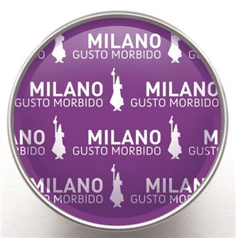 Box mit 16 Kapseln Bialetti Milano