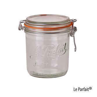 Le Parfait® Einmachgläschen, 750 Gramm, 6 Stück