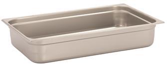 Gastronorm-Behälter Edelstahl, GN1/1, Höhe 10cm, EN631