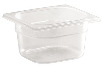 Gastrobehälter GN1/6, Polypropylen, Höhe 10cm