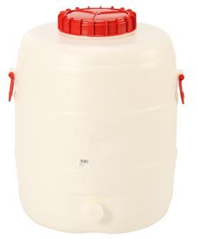 Zylindrisches Fass, 80 Liter
