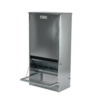 Futterautomat mit Trittklappe 25kg