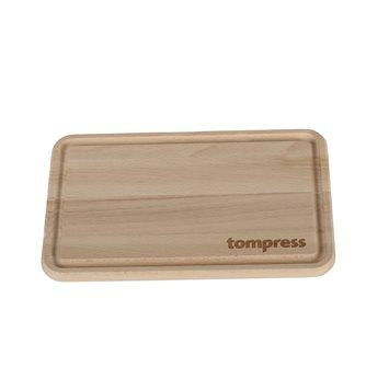 Schneidebrett Tom Press 25x16x1,2 cm