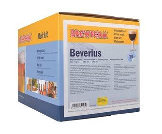 Malzpaket Beverius für 20 Liter Bier