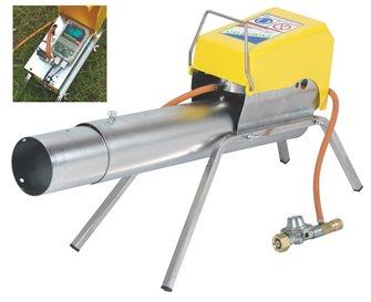 Automatische Vogelschreck-Gaskanone
