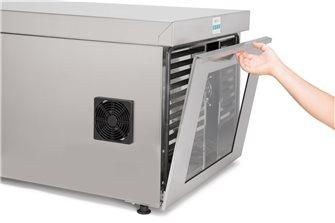 Profi-Dörrgerät aus Edelstahl 2,1 kW 3 m²