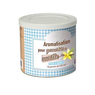 Aromazusatz Vanille für Joghurtbereiter