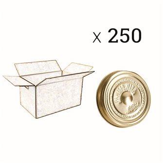 Bouchon Familia Wiss® 110 mm par carton de 250