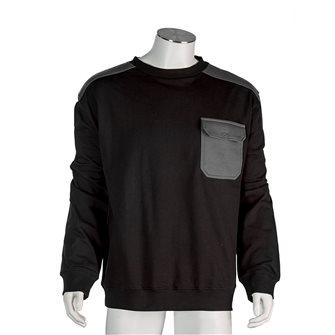 Sweat shirt homme noir Bartavel Austin 3XL