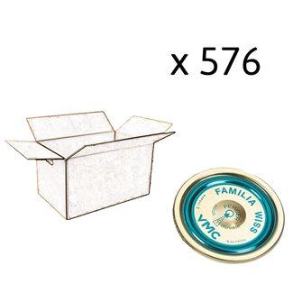 Deckel Familia Wiss® 110 mm, Packung mit 576 Stück