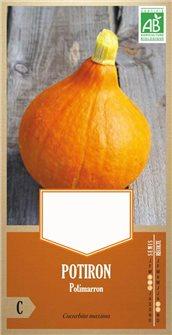 Kürbissamen Potimarron (Oranger Knirps)