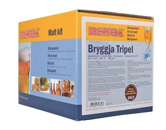 Malzpaket Bryggia Tripel für 20 Liter Bier