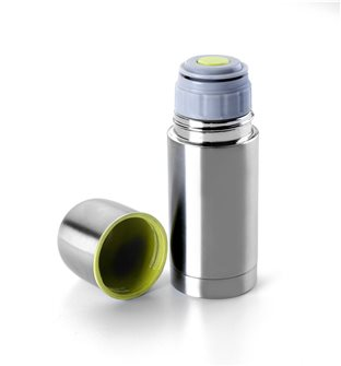 Bouteille isotherme double paroi inox 0,5 litre