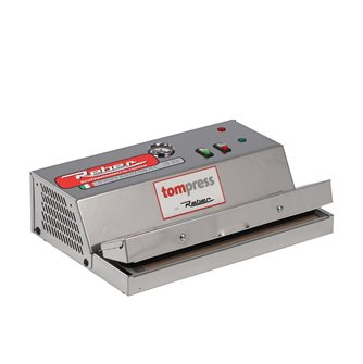Vakuumierer aus Edelstahl, Reber Pro 30