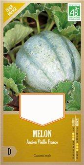 "Melonensamen ""ancien Vieille France"""