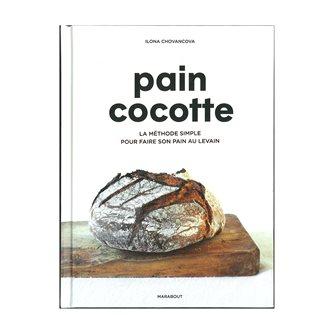 Livre Pain cocotte