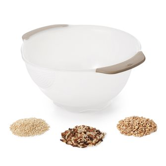 Passoire à riz et céréales