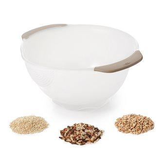Passoire fine à poser pour riz et céréales