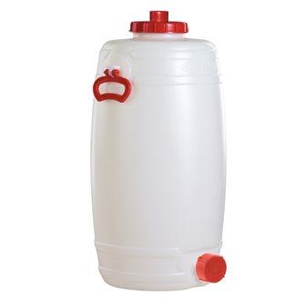 Zylindrisches Fass, 50 Liter